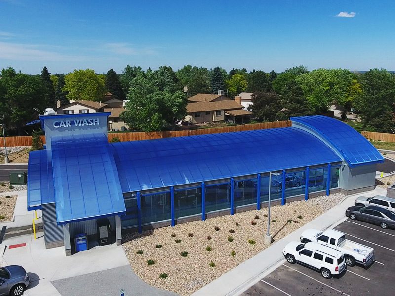 Pricing Car Wash Buildings